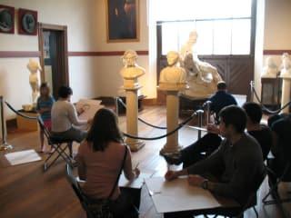 Elisabet Ney Museum presents January Drawing Salon Series