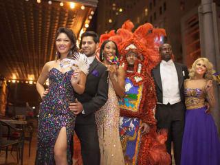 Krewe de Etoiles 2017 Mardi Gras Gala Masquerade