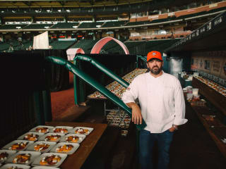 Chef Bryan Caswell
