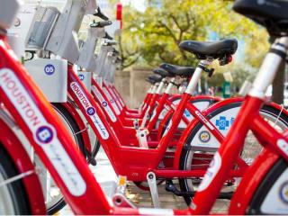 Houston Bike Share Bcycle