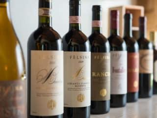 Italic presents Fèlsina Tuscan Wine Tasting & Pop-Up Dinner