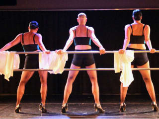 Houston City Dance presents <i>In the booth, in the back, in the corner, in the dark</i>