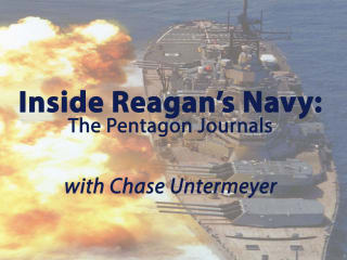 Houston Maritime Museum presents HMM History Lecture Series: <i>Inside Reagan's Navy</i>