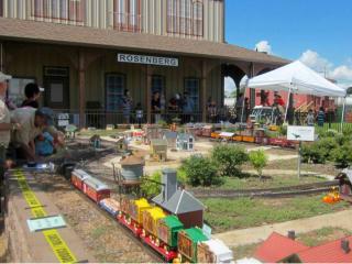 Rosenberg Railroad Museum presents WinterFest