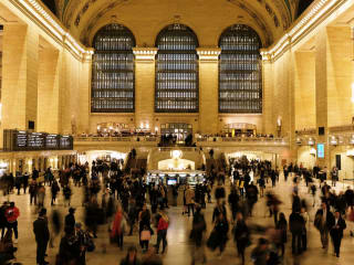 Transitory Sound and Movement Collective presents <i>Echoes of Solitude in Grand Central</i>