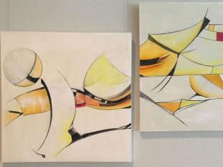 Carolyn Garcia Gallery presents <i>Collaboration and Soliloquy</i>