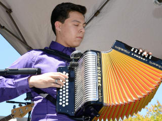 Texas Folklife presents The Big Squeeze