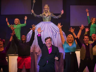 Uptown Players presents Broadway Our Way