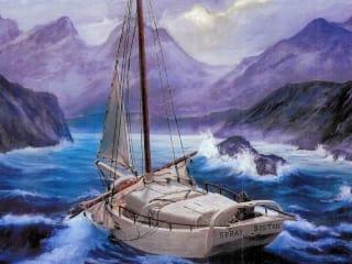"Houston Maritime Museum presents Family Day: Joshua Slocum's ""Journey Sailing Around the World"""