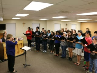 Youth Singers of Christ the Redeemer