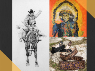 """Bisong Art Gallery presents """"Westworld: A Jouney Back In Time"""""""