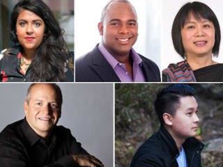 Pia Agrawal, Ryan Speedo Green, Shih-Hui Chen, Steven Wu, Patrick Summers