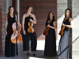 Calliope String Quartet Recital