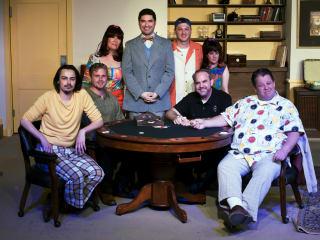 Pearland Theatre Guild presents The Odd Couple