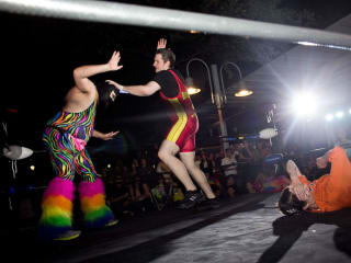 Market Square Park presents Doomsday Wrestling Live