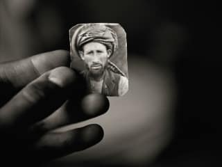 """The Museum of Fine Arts, Houston presents Fazal Sheikh: """"Homelands and Histories: Photographs by Fazal Sheikh"""" opening day"""