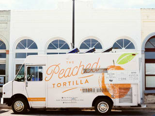 Peached Tortilla truck