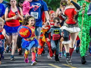 Court Appointed Special Advocates presents CASA Superhero Run
