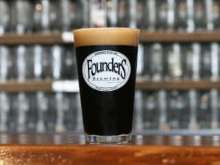 Easy Tiger presents Founders Meet The Brewer Event + Flight Night