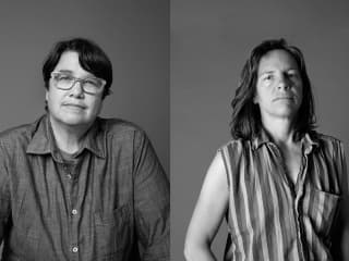 Glasstire presents OFF ROAD: Catherine Opie & Eileen Myles