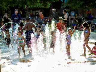 The Woodlands Township Parks & Recreation presents Waterway Nights