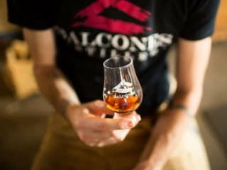 Balcones Distillery whiskey