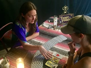 Irene's presents Tarot & Tequila Tuesday