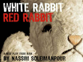 Alley Theatre presents White Rabbit Red Rabbit