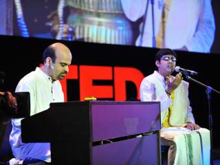 Sikkil Gurucharan and Anil Srinivasan