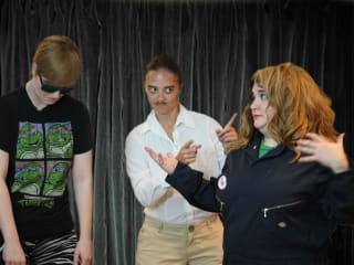 Boiling Point Players presents A Midsummer Night's Dream