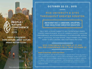 People and Nature Conference