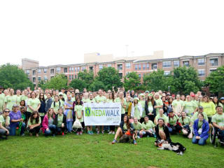 National Eating Disorders Association presents Houston, TX NEDA Walk
