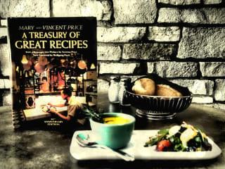 A Wine Dinner & Memories of Vincent Price: Explore, Savor, Celebrate with Victoria Price
