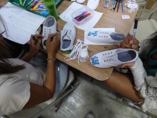 SPARK! presents Shoes & Stories