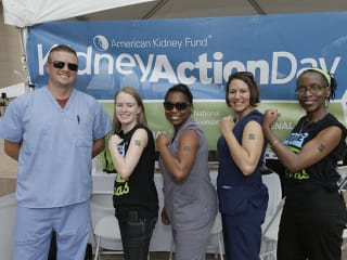Dallas Kidney Action Day