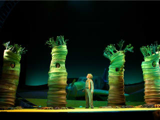 Houston Grand Opera HGO 2015-2016 season announcement January 2015 THE LITTLE PRINCE