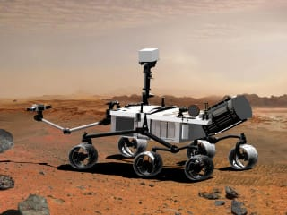 National Geographic presents Exploring Mars: The Next Generation