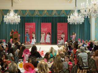 Junior League of Collin County presents 25th American Girl Fashion Show