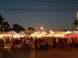 Markets Houston presents Yuppie Dog Heights Night Market