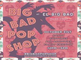 Big Bad Pop Shop