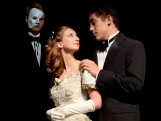 Woodrow Wilson High School presents The Phantom of the Opera
