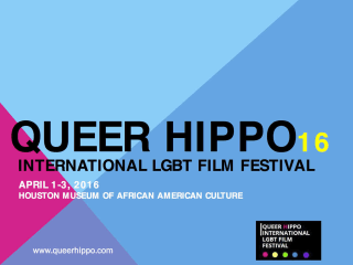 Qwest Films Network presents Queer Hippo International LGBT Film Festival