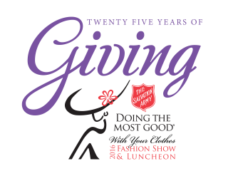 The Salvation Army Women's Auxiliary Fashion Show & Luncheon 2016