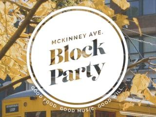 McKinney Avenue Block Party