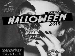 Hotel ZaZa Halloween 2015