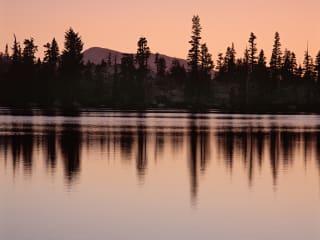Scot Miller Wilderness Lake