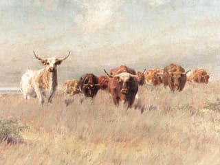 Frank Reaugh: Pastel Poet of the Texas Plains