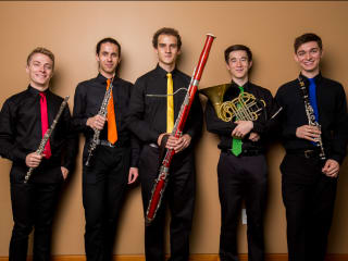 Prismatics Woodwind Quintet