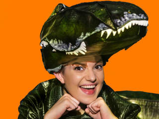 Ragan Richardson as Lyle the Crocodile