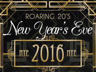 New Years Eve in Dallas - Roaring 20s Party